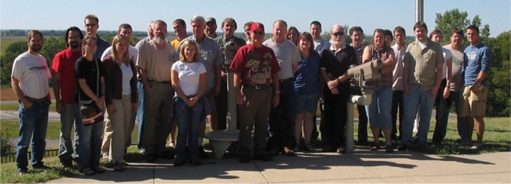 Annual Meeting 2004 Group Photograph