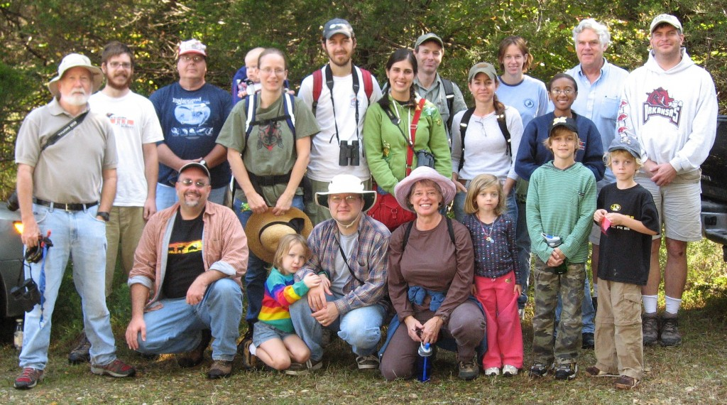 Fall Field Trip 2009 Group Photograph