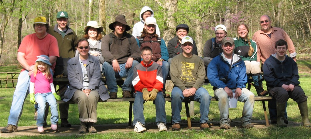 Spring Field Trip 2008 Group Photograph