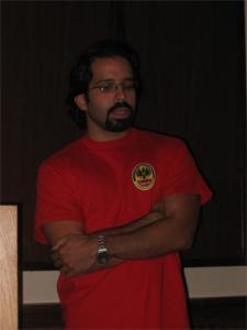 Carlos Martinez Rivera