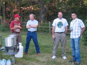 Paul McKenzie, Tom Nagel, David Ashley, Steven Hart