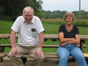 Ralph Axtell and Carol Bryant
