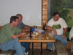 Jeff Briggler, Bob Krager, Richard Daniel