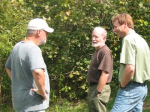 Bob Powell, Carl Gerhardt, and Jeff Briggler