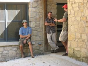 Daryl Trumbo, Kevin Smith, Dustin Siegel