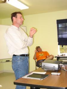 Jeff Briggler and Glenn Manning