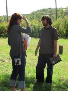 Erin Murray and Ben Dalton