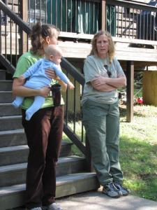 Michelle Bowe, Julian Edmond, Maria Potter