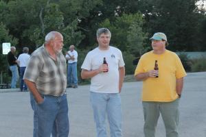 Bob Kraeger, Glenn Manning, Richard Daniel