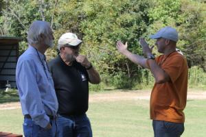 Hugh Quinn, Bob Powell, Matt Gifford
