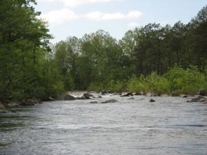 Shut-ins on Big Creek