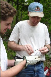 Kenneth Bader and Jeff Briggler